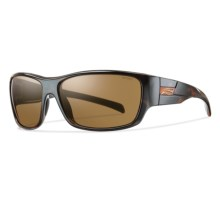 Smith Optics Frontman Sunglasses in Tortoise/Brown - Closeouts