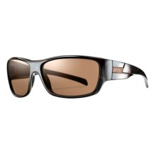 Smith Optics Frontman Sunglasses - Polarized ChromaPop Lenses in Tortoise/Brown - Closeouts