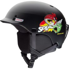 Smith Optics Gage Jr. Ski Helmet (For Little and Big Kids) in Matte Angry Birds - Closeouts