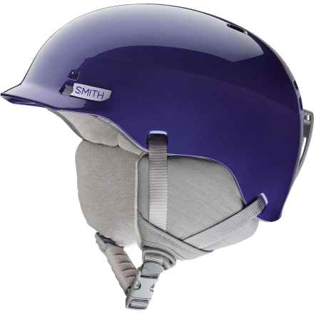 Smith Optics Gage Jr. Ski Helmet (For Little and Big Kids) in Ultraviolet - Closeouts