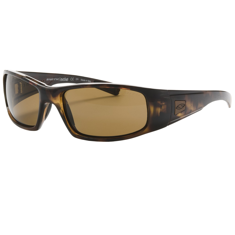 Smith gibson polarized sunglasses review for Smith optics fishing