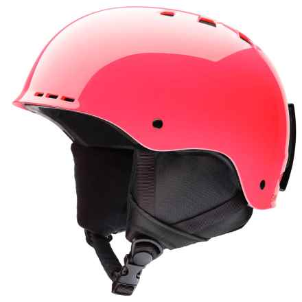 Smith Optics Holt Jr. Snowsport Helmet (For Youth) in Crazy Pink - Closeouts