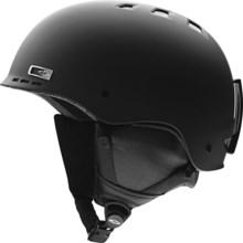 Smith Optics Holt Ski Helmet in Matte Black - Closeouts