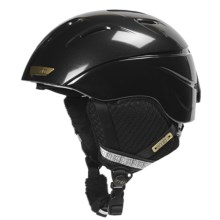 Smith Optics Intrigue Snowsport Helmet with BOA® System (For Women) in Black Pearl - Closeouts