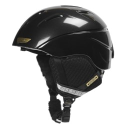 Smith Optics Intrigue Snowsport Helmet with BOA® System (For Women) in Black Pearl