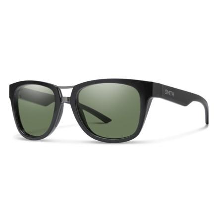 dfa9779f58c Smith Optics Landmark Sunglasses - Polarized ChromaPop® Lenses (For Men) in  Black