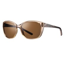 Smith Optics Lookout Sunglasses (For Women) in Desert Rose/Brown - Closeouts