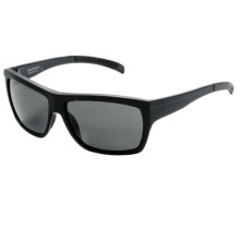 Smith Optics Mastermind Sunglasses in Matte Black/Blackout - Closeouts