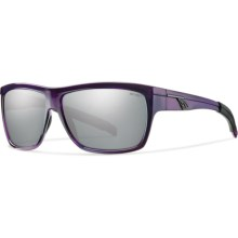 Smith Optics Mastermind Sunglasses in Purple/Platinum - Closeouts