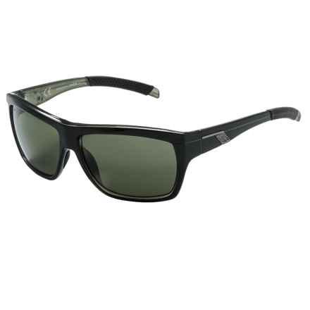 Smith Optics Mastermind Sunglasses - Polarized ChromaPop Lenses in Black/Gray Green - Closeouts