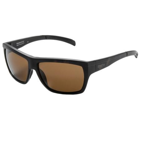 7855470ac71 Smith Optics Mastermind Sunglasses Polarized ChromaPop Lenses 42 on  PopScreen