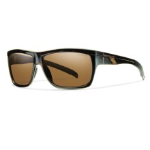 Smith Optics Mastermind Sunglasses - Polarized ChromaPop Lenses in Tortoise/Chromapop Polarized Brown - Closeouts