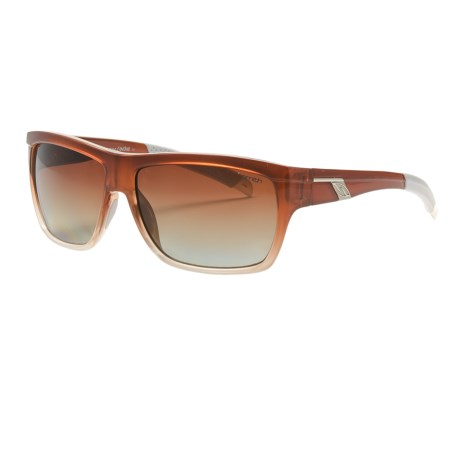 Smith Optics Mastermind Sunglasses - Polarized in Copper Fade/Polarized Copper Gradient