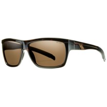 Smith Optics Mastermind Sunglasses - Polarized in Tortoise/Plr Brown - Closeouts