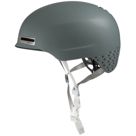 53c496a24e Smith Optics Maze Bike Helmet in Matte Frost Dots - Closeouts