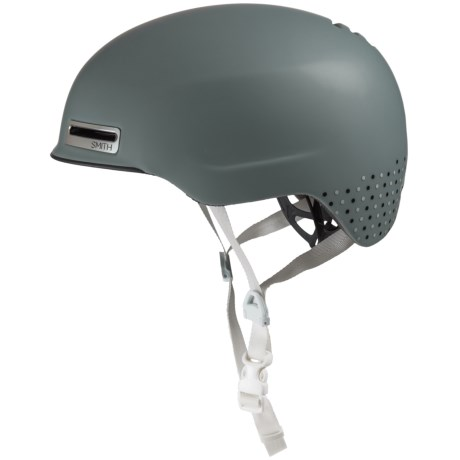 Smith Optics Maze Bike Helmet in Matte Frost Dots