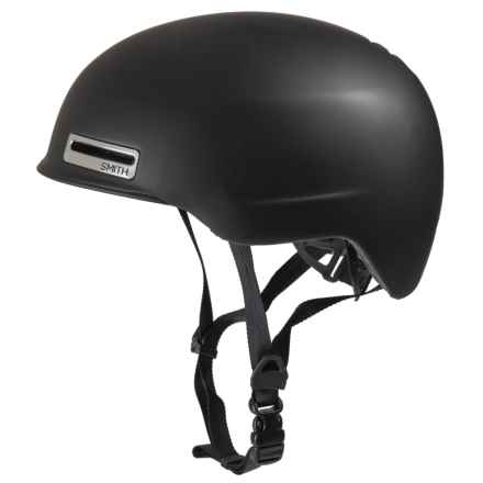Smith Optics Maze Bike Helmet - MIPS in Matte Black - Closeouts