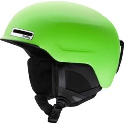 Smith Optics Maze Ski Helmet in Matte Reactor Green