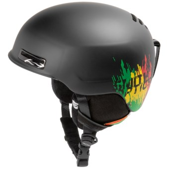 Smith Optics Maze Snowsport Helmet in Irie Mission