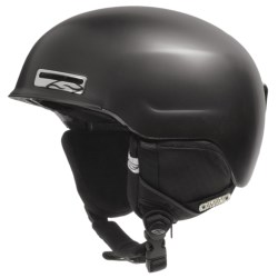 Smith Optics Maze Snowsport Helmet in Black/Red Truetype