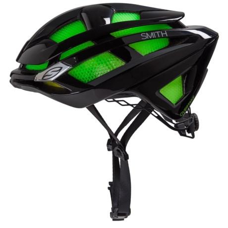 Smith Optics Overtake Bike Helmet - MIPS in Black