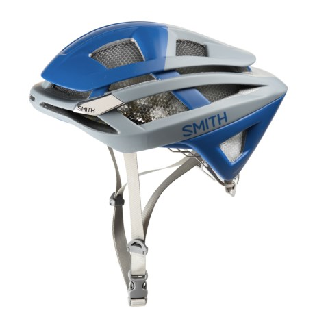 Smith Optics Overtake Bike Helmet - MIPS in Matte Lapis Frost
