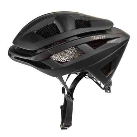 Smith Optics Overtake Road Bike Helmet in Matte Black - Closeouts
