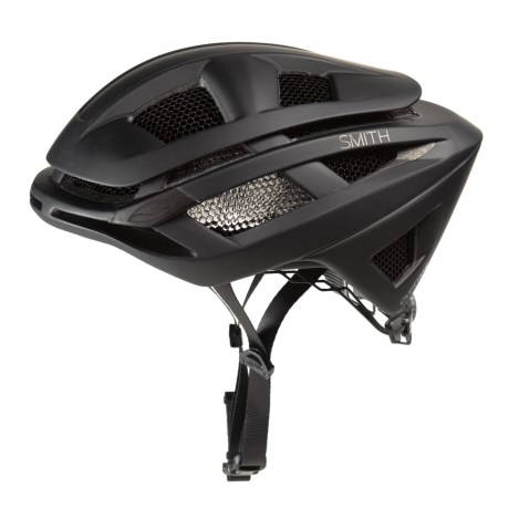 Smith Optics Overtake Road Bike Helmet in Matte Black