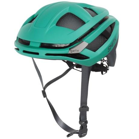 Smith Optics Overtake Road Bike Helmet in Matte Opal Charcoal