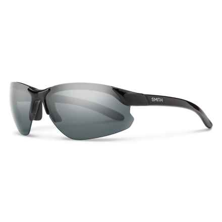 Smith Optics Parallel D Max Sunglasses - Polarized (For Men) in Black/Gray