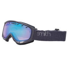 Smith Optics Phase Snowsport Goggles (For Women) in Dusk Crossing/Blue Sensor - Closeouts