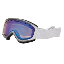 Smith Optics Phase Snowsport Goggles (For Women) in Facet Graphite/Blue Sensor - Closeouts