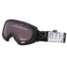 Smith Optics Phase Snowsport Goggles (For Women) in Shadow Purple/Ignitor - Closeouts