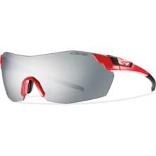 Smith Optics Pivlock V2 Max Sunglasses - Interchangeable in Fire/Super Platinum - Closeouts