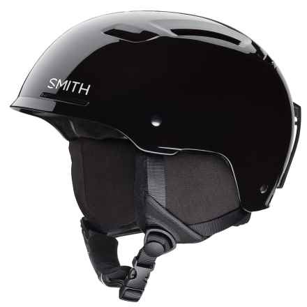 Smith Optics Pivot Jr. MIPS Ski Helmet (For Little and Big Kids) in Black - Closeouts