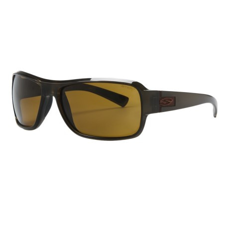 Smith Optics Rambler Sunglasses - Polarized in Black/Grey Green