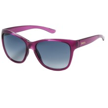 Smith Optics Ramona Sunglasses (For Women) in Crystal Plum/Indigo Gradient - Closeouts