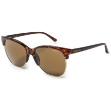 Smith Optics Rebel Sunglasses (For Women) in Vintage Havana/Brown - Closeouts