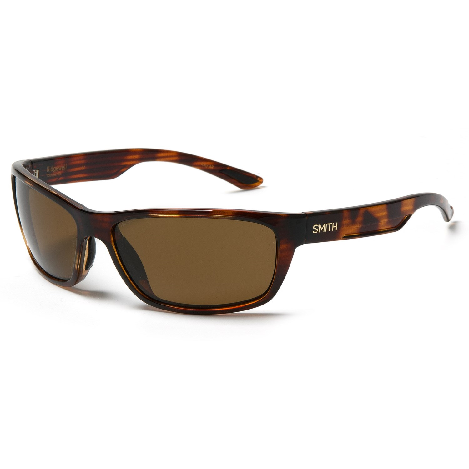 a2cdee9808 Smith Optics Ridgewell Sunglasses - Polarized Techlite Glass Lenses in  Tortoise Brown. Tap to expand