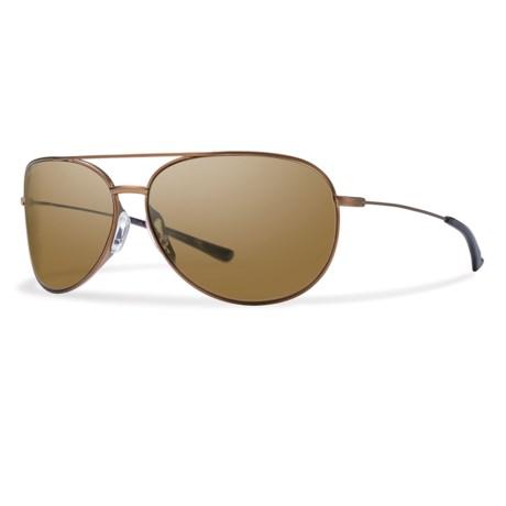 Smith Optics Rockford Slim Sunglasses - Polarized Carbonic Lenses
