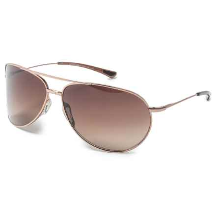 Smith Optics Rockford Sunglasses in Rose Gold/Sienna - Closeouts