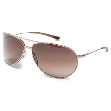Smith Optics Rockford Sunglasses in Rose Gold/Sienna