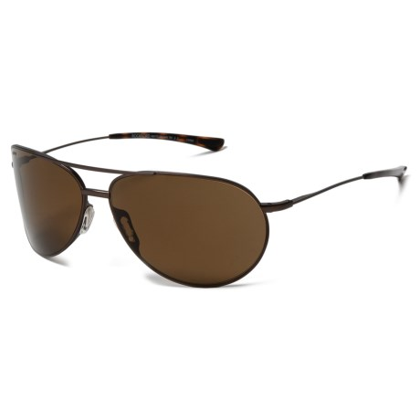 8944d1f65a747 Smith Optics Rockford Sunglasses - Polarized Carbonic Lenses in Matte  Brown Brown