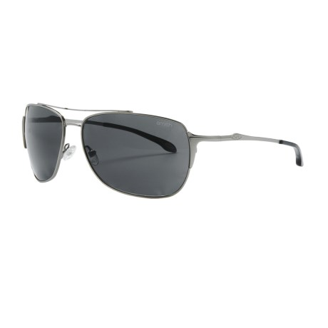 Smith Optics Rosewood Sunglasses - Polarized (For Women) in Silver/Grey