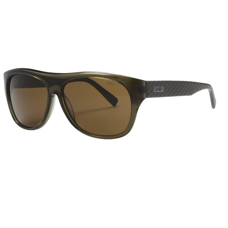 Smith sunglasses review louisiana bucket brigade for Smith optics fishing