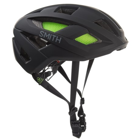 Smith Optics Route Bike Helmet in Matte Black