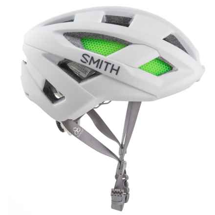 Smith Optics Route Bike Helmet in Matte White - Closeouts