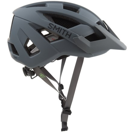3bda616d8ddc Smith Optics Rover Mountain Bike Helmet in Matte Charcoal - Closeouts