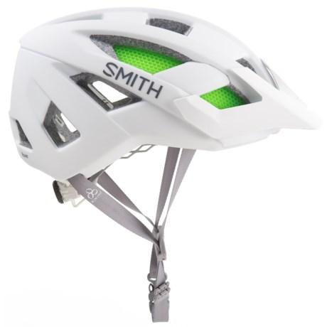 Smith Optics Rover Mountain Bike Helmet in Matte White