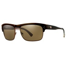 Smith Optics Scientist Sunglasses in Brown/Brown - Closeouts